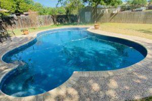 1501 Wofford Drive, Burnet, TX exterior swimming pool