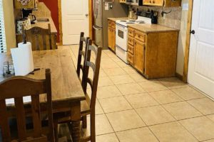 1501 Wofford Drive, Burnet, TX interior kitchen