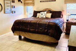 1501 Wofford Drive, Burnet, TX interior master bedroom