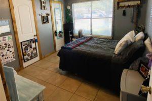 1501 Wofford Drive, Burnet, TX interior bedroom