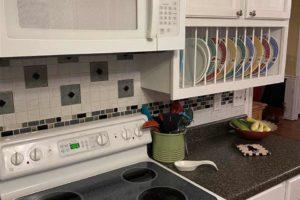 2011 CR 118 Burnet TX 78611 interior kitchen stove