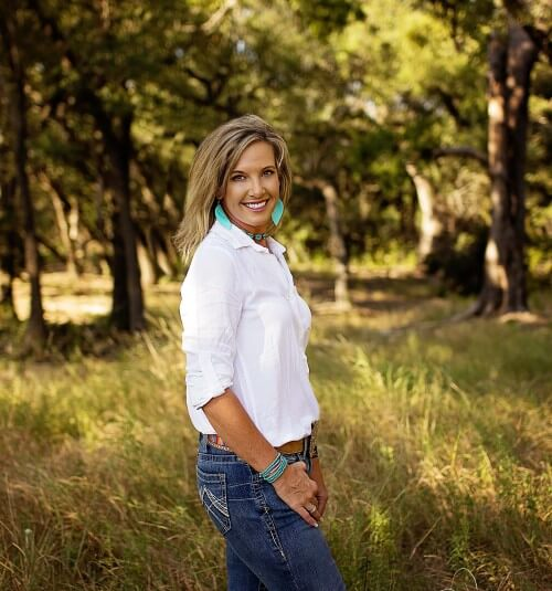 Sandy Graeter Kinsey Burnet, TX real estate agent