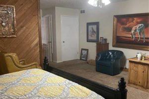 1701 Oak Street in Burnet TX master bedroom