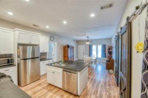 206 E Post Oak St in Burnet, TX kitchen