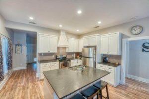 206 E Post Oak St in Burnet, TX remodeled kitchen