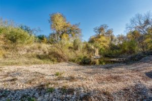 9018 N FM 1174 300 acres of land for sale in Burnet, TX with creek access