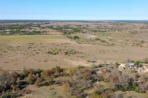 9018 N FM 1174 300 acres of land for sale in Burnet, TX aerial view