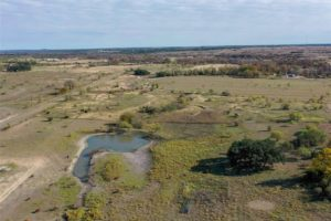 9018 N FM 1174 land for sale in Burnet, TX with pond