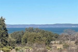 View of Lake Buchanan from Pristine Pass residential plot