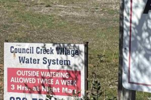Water system for land for sale TBD CR 130 in Burnet, TX