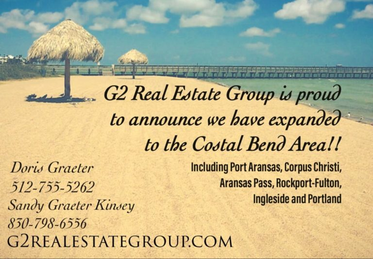 G2 Real Estate Group expands to Coastal Bend area