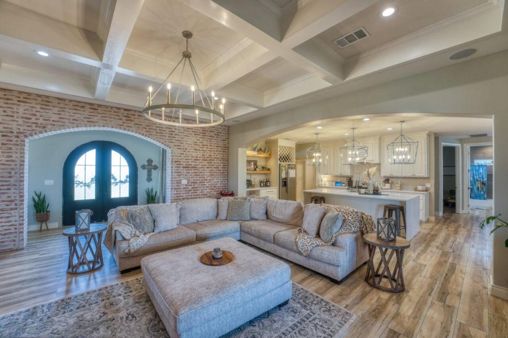 220 Rain Lily Ct. Burnet, TX living room