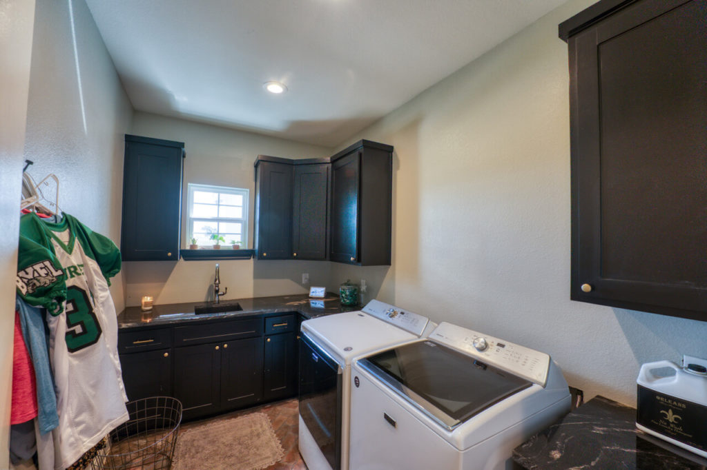 220 Rain Lily Ct. Burnet, TX laundry room