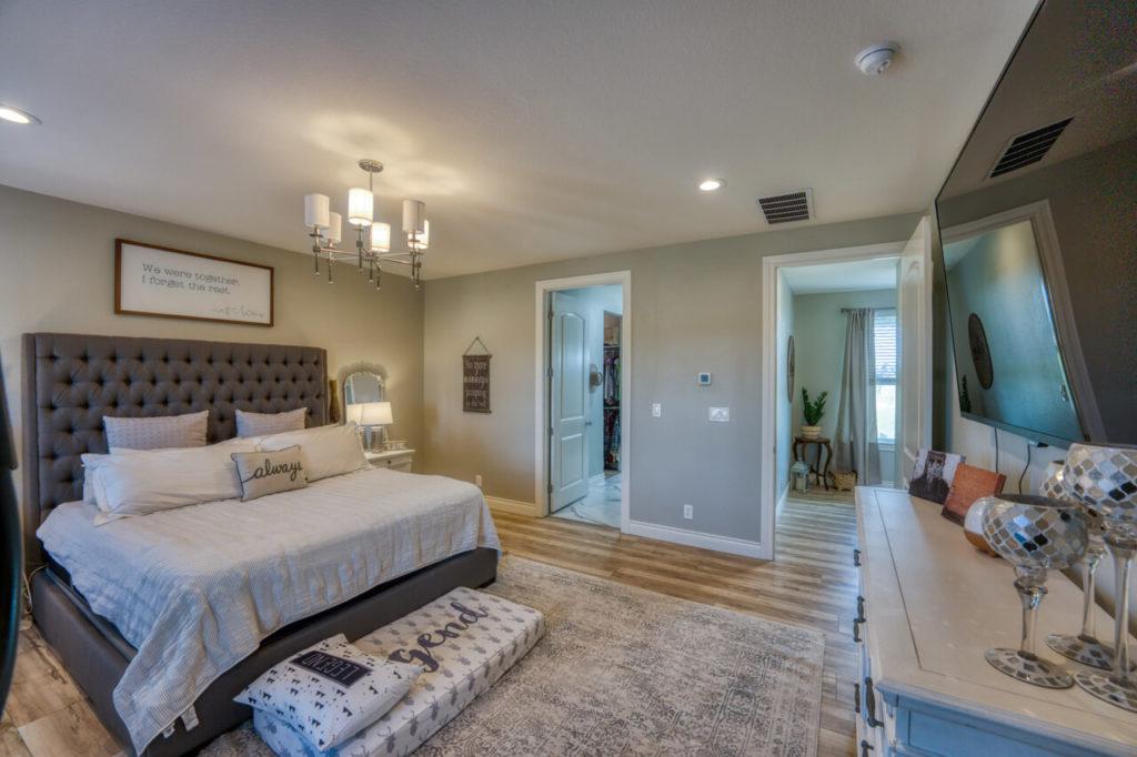 220 Rain Lily Ct. Burnet, TX bedroom