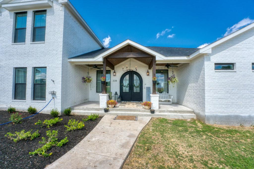 220 Rain Lily Ct. Burnet, TX exterior